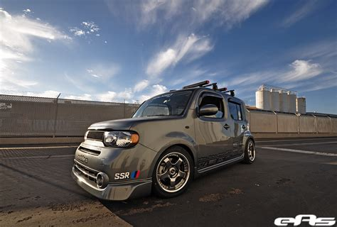 stanced nissan cube r32taka com delivering your daily dose of japanese car