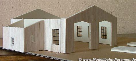 holzbeize selbst herstellen www modellbahndioramen de kleine geb 228 ude und zubeh 246 r aus holz selbst herstellen