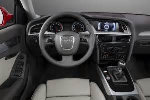 2014 Audi A4 Interior by Top 4 Most Affordable German Automobiles For 2014