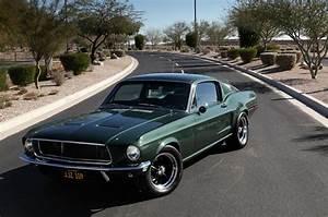 68 Mustang fastback | sundaydrivenyc