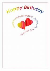 Gutschein Muster Geburtstag : kostenlose gutschein vorlage zum ausdrucken diy gutschein vorlagen printables christmas und diy ~ Markanthonyermac.com Haus und Dekorationen