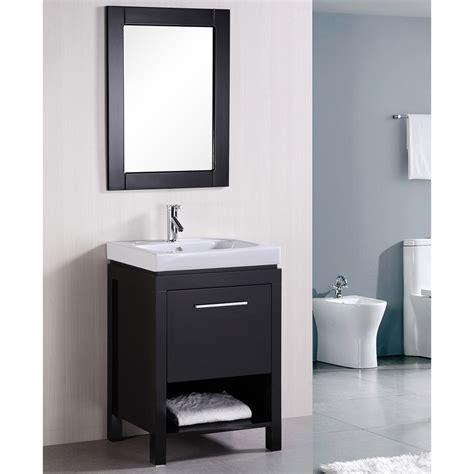 bathroom vanity sets marly 24 quot single sink vanity set zuri furniture