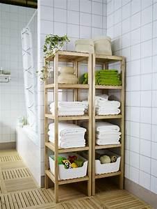 Erste Wohnung Einrichten : ikea badem bel holz w schekorb ikea badezimmer badezimmer m bel wohnung badezimmer ~ Orissabook.com Haus und Dekorationen