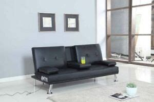 Sofa Bed Cinema by Bluetooth Cinema Sofa Bed With Drink Cup Holder Table Faux