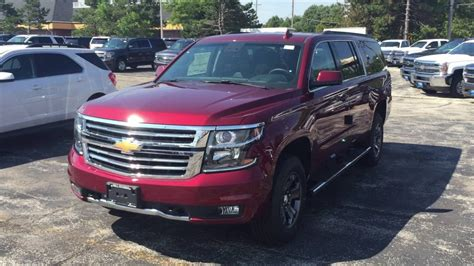 2016 Chevy Suburban Z71 For Sale Wheeling