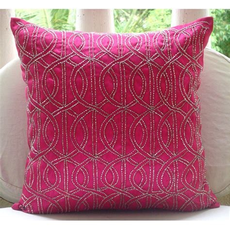 Accent Pillows by Wide Variants Of Pink Accent Pillows For Indoor Or Outdoor
