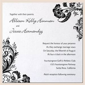 the gallery for gt wedding invitation wording from bride With wedding invitations wording with child