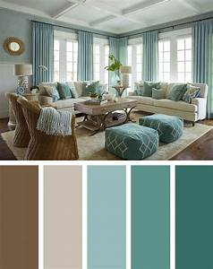 11, Best, Living, Room, Color, Scheme, Ideas, And, Designs, For, 2020