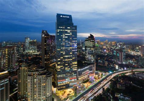 raffles jakarta   perfect retreat  indonesias capital