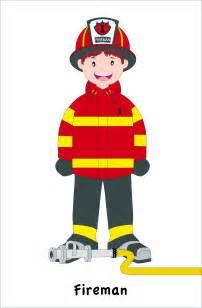 Firefighters Fireman Clip Art