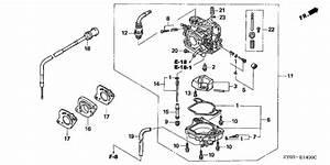 Carburetor  Manual  For Honda 20