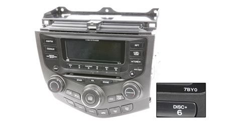 honda accord radios  cd players buy auto parts