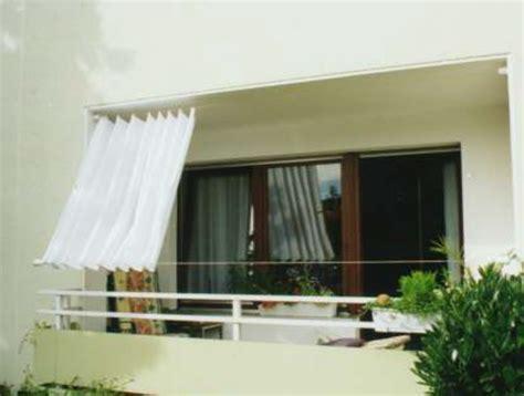 Sonnensegel Für Den Balkon by Sonnensegel Als Sichtschutz Auf Balkonien