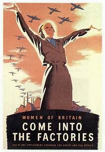 British Posters from the World War II ~ vintage everyday