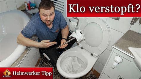 Verstopfte Toilette Hausmittel by Toilette Verstopft Was Tun Hausmittel Verstopftes Wc U