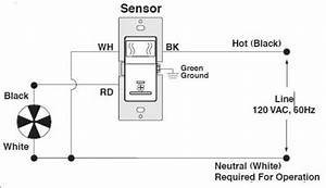 Installing A Timer Control For Fan - Help