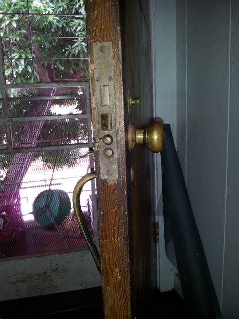 find   door knob handle deadbolt set home improvement stack exchange