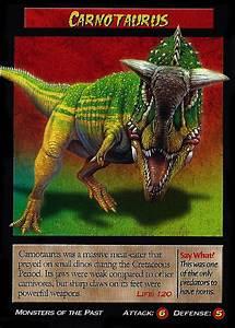 Carnotaurus - Wierd N'wild Creatures Wiki
