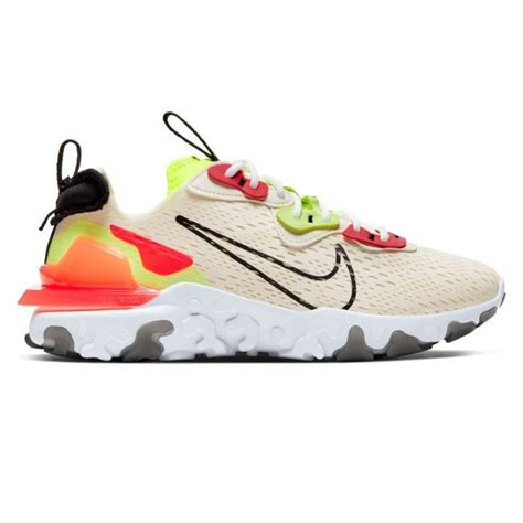 Nike drops off a new women's exclusive react vision that comes with. Nike REACT VISION WOMENS Pale Ivory/Black/Volt/Laser ...