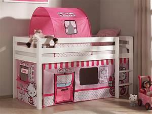 good excellent lovely lit enfant lit mezzanine enfant With tapis chambre enfant avec canapé lit fly