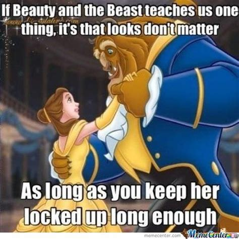 Beauty And The Beast Memes - beauty and the beast logic by cedric19 meme center