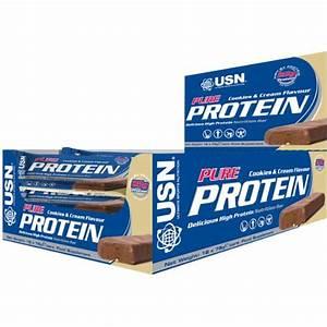 Usn Pure Protein Bars
