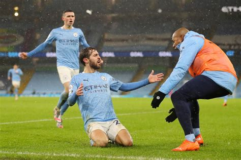 Man City vs Aston Villa player ratings as Bernardo Silva ...