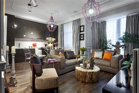 Quirky Apartment Decor With Unique Details