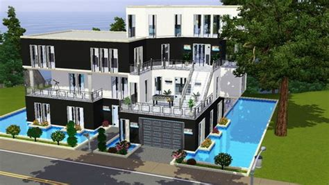 Moderne Häuser Sims 2 by Sims 3 Downloads H 228 User