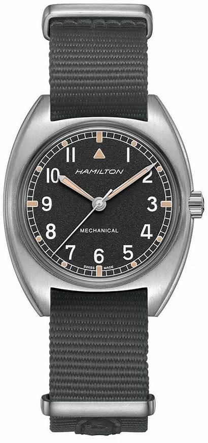 Hamilton Khaki Pilot Watchnation Remake Pioneer Mechanical