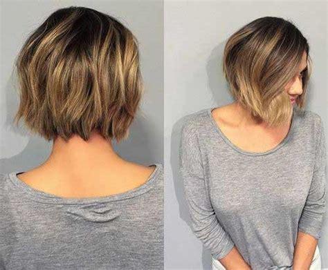 20+ Short Haircuts With Highlights