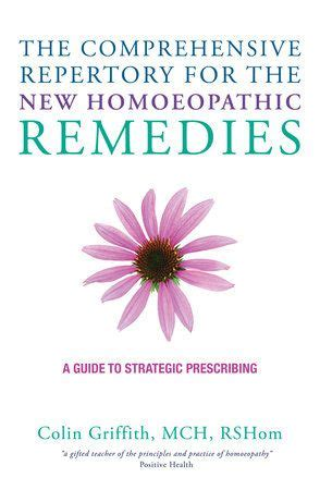 The Comprehensive Repertory for the New Homeopathic