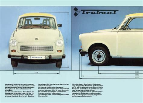1985 - Trabant 601 Universal