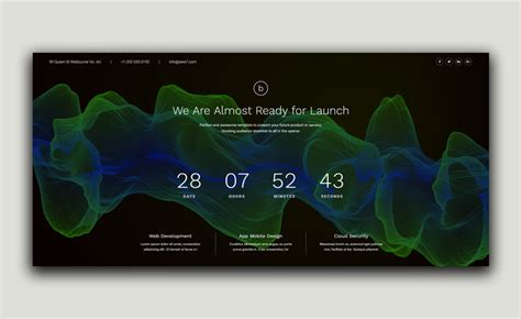 bootstrap html 5 template under construction free coming soon html5 template for under construction web