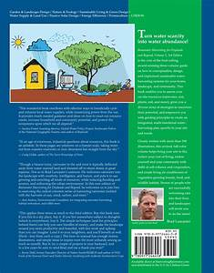 Rainwater Harvesting For Drylands And Beyond By Brad