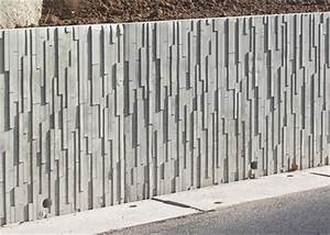 Mur En Béton : murs parement matric ~ Melissatoandfro.com Idées de Décoration