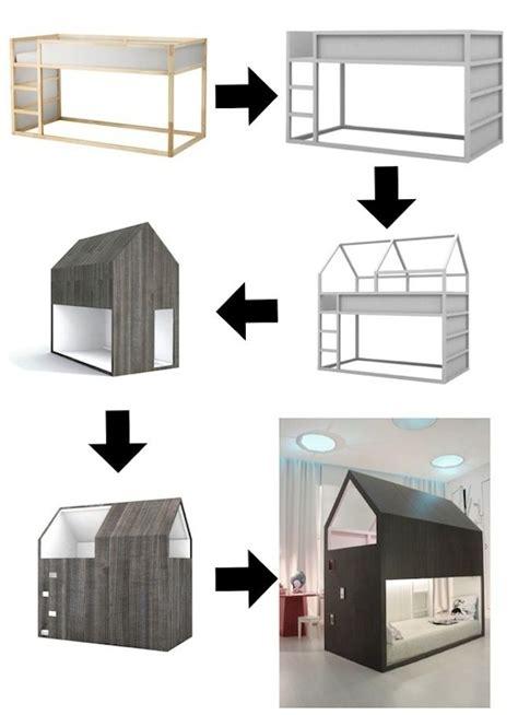 Ikea Hack Kura Bed by 6 Ways To Customize The Ikea Kura Bed Petit Small