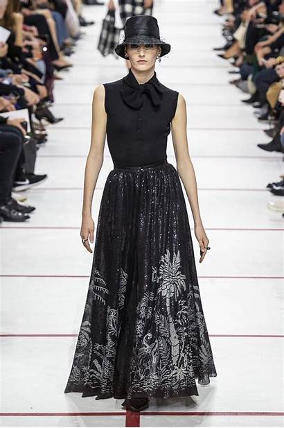 Dior Fall Runway Christian Impression Popsugar