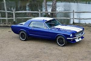 66 High Performance Ford Mustang 302 Restomod - Muscle Car