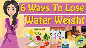 How To Lose Water Weight  How To Get Rid Of Water Weight