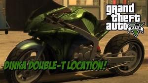 GTA V: Dinka Double-T Motorcycle Location - YouTube