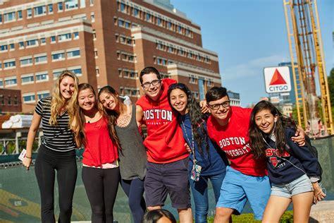 summer program boston university high school honors