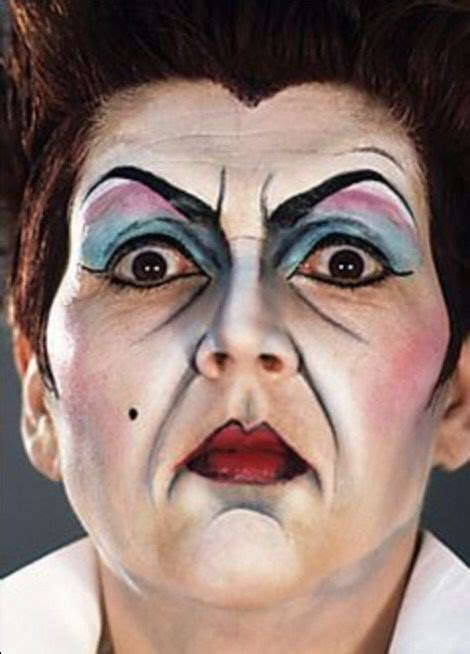 Theatrical Makeup Design Template by Best 25 Theatre Makeup Ideas On Pinterest Theatrical