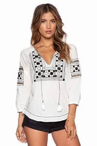 Look Chic Femme : blouse boheme chic femme ~ Melissatoandfro.com Idées de Décoration