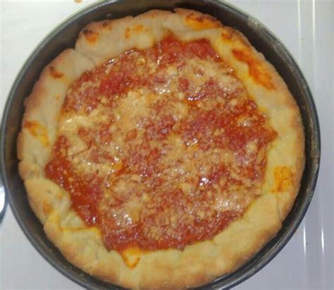 extreme deep dish pizza prairie princess kitchen