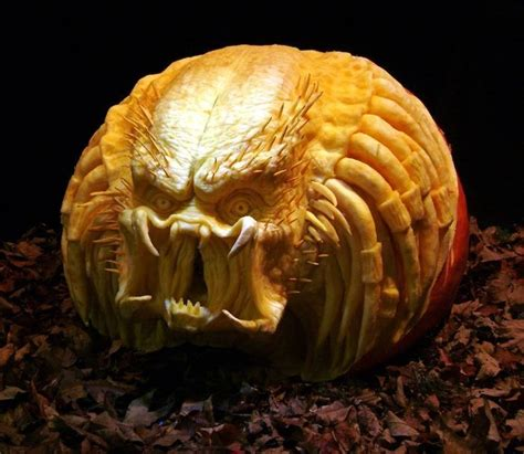awesome carved pumpkins designs incredible pumpkin carvings damn cool pictures