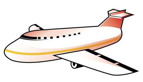 Airplane Clip Art