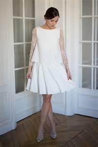 robe courte mariage civil les ateliers de camille collection capsule mariage civil robe balthazar 1 parfait pour