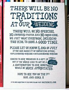 25 best ideas about casual wedding invitations on With wedding invitation language casual