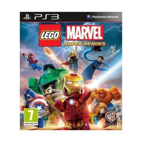 Video juego lego marvel superheroes wb ps3 solutec latam resultados de busqueda para juegos ps3 lego twenga juego lego marvel super heroes ps3 playstation poco uso en moron LEGO Marvel Super Heroes PS3 Usado - Compara preços